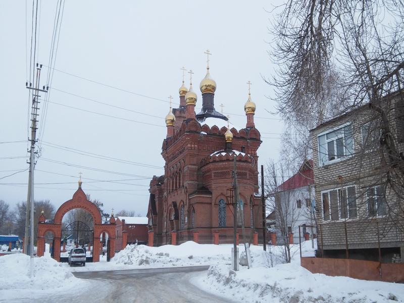 Релакс-тур в Хвалынск