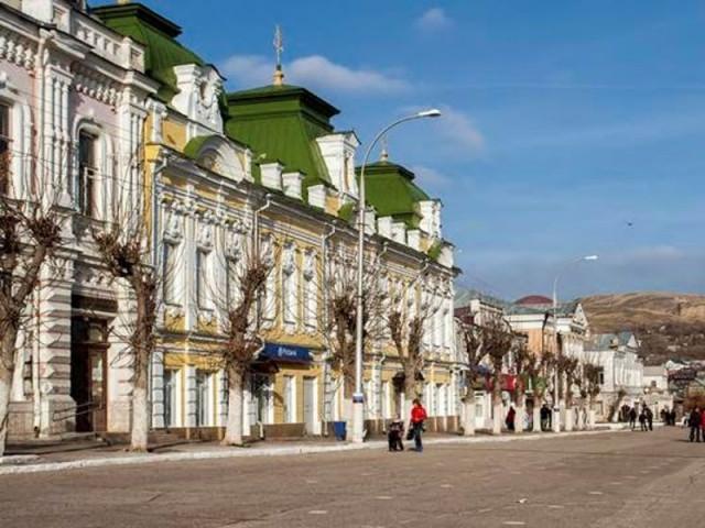 Вольск городок - Петербурга уголок