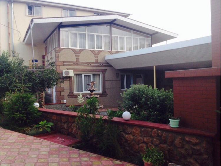Гостевой дом Яхонт