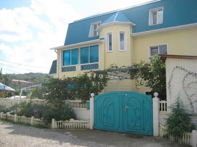 Гостевой дом Солнечный кРай
