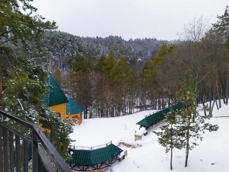 Рождественский тур в Хвалынск