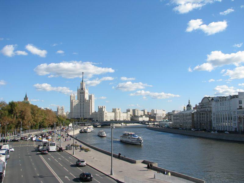 Каникулы в Москве