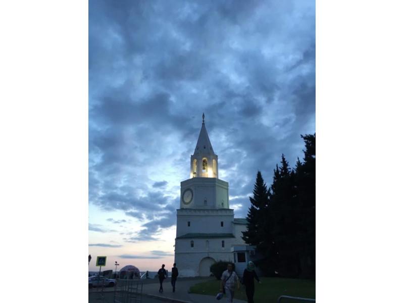Встречай, Казань!